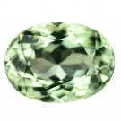 7.8 Ct. Dazzling Light Green Tourmaline Loose Gemstone With GLC Certify