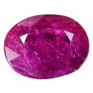 2 Ct. Fabulous Red Unheated Ruby Loose Gemstone With GLC Certify