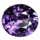 2.51 Ct. Intense Purple Natural Unheated Sapphire Loose Gemstone With GLC Certify