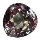 1.7 Ct. Green To Red Hot Color Change Garnet Loose Gemstone With GLC Certify