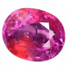 2.06 Ct. Top Quality Unheated Red Ruby Loose Gemstone With GLC Certify