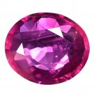 1.51 Ct. Marvelous Top Hot Red Ruby Unheated Loose Gemstone With GLC Certify