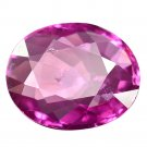 1.44 Ct. Natural Unheated Vivid Red Ruby Loose Gemstone With GLC Certify