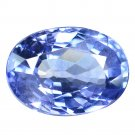 3.02 Ct. Exclusive Glinting Dark Blue Tanzania Sapphire Loose Gemstone With GLC Certify