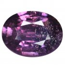 3.76 Ct. Beautiful Oval Shape Unheated Sapphire Loose Gemstone With GLC Certify