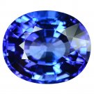 12.67 Ct. Perfect Cut AAAA Color Natural Tanzanite Loose Gemstone With GLC Certify