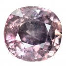 2.69 Ct. Elegant Natural Top Purple Unheated Sapphire Loose Gemstone With GLC Certify