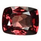 2.96 Ct. Top Intense Red Natural Spinel Loose Gemstone With GLC Certify