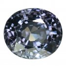 3.6 Ct. Beautiful Dark Purple Spinel Loose Gemstone With GLC Certify