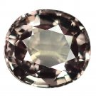 2.47 Ct. Lustrous Best Green To Red Color Change Garnet Loose Gemstone With GLC Certify