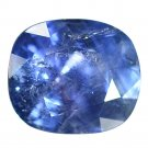 2.74 Ct. Scintillating Natural Top Blue Sapphire Loose Gemstone With GLC Certify