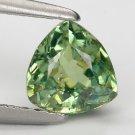1.15 Ct. Best Green Natural Demantoid Garnet Loose Gemstone With GLC Certify