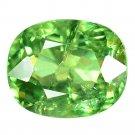 1.64 Ct. Stunning Luster Green Madagascar Demantoid Garnet Loose Gemstone With GLC Certify