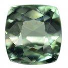 3.6 Ct. Massive Vvs Natural Dark Green Tourmaline Loose Gemstone With GLC Certify