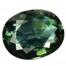 3.69 Ct. Dazzling Green Natural Tourmaline Loose Gemstone With GLC Certify