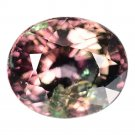 1.34 Ct. Dazzling Green And Pink Natural Tourmaline Loose Gemstone With GLC Certify