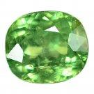 1.10 Ct. Massive Best Green Demantoid Garnet Loose Gemstone With GLC Certify