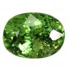 1.18 Ct. Best Green Natural Demantoid Garnet Loose Gemstone With GLC Certify