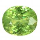 0.94 Ct. Vivid Color Natural Demantoid Garnet Loose Gemstone With GLC Certify