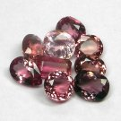 10.03 Ct. Vvs Amazing Top Natural Pink Tourmaline Loose Gemstone Lot With GLC Certify