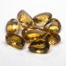 10.1 Ct. Untreated Natural Yellow Tourmaline Loose Gemstone Lot With GLC Certify