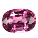 1.24 Ct. Extremely Beautiful Intense Pink Spinel Loose Gemstone With GLC Certify