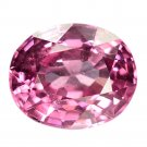 1.03 Ct. Lustrous Hi-end Intense Pink Natural Spinel Loose Gemstone With GLC Certify