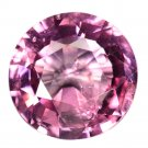 2.42 Ct. Beautiful Round Shape Unheated Spinel Loose Gemstone With GLC Certify