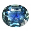 2.01 Ct. Natural Blue Thailand Sapphire Loose Gemstone With GLC Certify