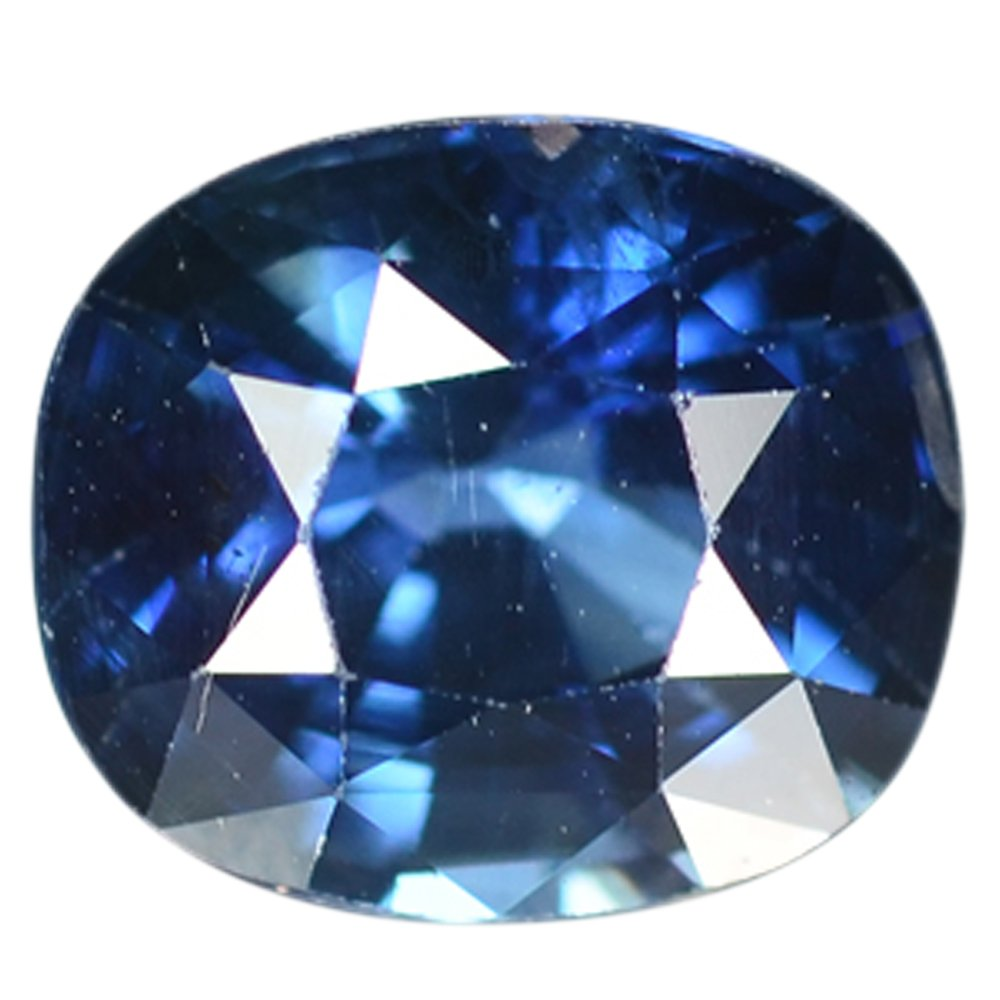2.64 Ct. Bright Royal Blue Thailand Sapphire AAA Loose Gemstone With GLC Certify