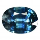 2.31 Ct. Top Luster Dark Blue Natural Sapphire AAA Loose Gemstone With GLC Certify