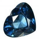 2.16 Ct. Top Quality Natural Dark Blue Thailand Sapphire Loose Gemstone With GLC Certify