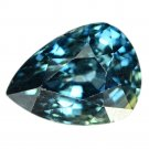 1.96 Ct. Genuine Natural Thailand Blue Sapphire Loose Gemstone With GLC Certify