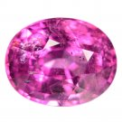 5.08 Ct. Natural Hot Pink Rubellite Tourmaline Loose Gemstone With GLC Certify