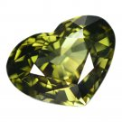 7.58 Ct. Vivid Natural Green Tourmaline Loose Gemstone With GLC Certify