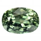 7.08 Ct. Outstanding Bluish Green Natural Tourmaline Loose Gemstone With GLC Certify