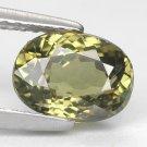 2.04 Ct. Aaa Luster Nice Green Madagascar Demantoid Garnet Loose Gemstone With GLC Certify