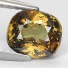 2.13 Ct. Nice Cutting Natural Madagascar Demantoid Garnet Loose Gemstone With GLC Certify
