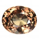 1.23 Ct. Best Green To Red Natural Color Change Garnet Loose Gemstone With GLC Certify