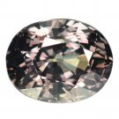 1.1 Ct. Lustrous Best Green To Red Color Change Garnet Loose Gemstone With GLC Certify
