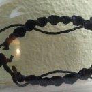 Black hemp bracelets