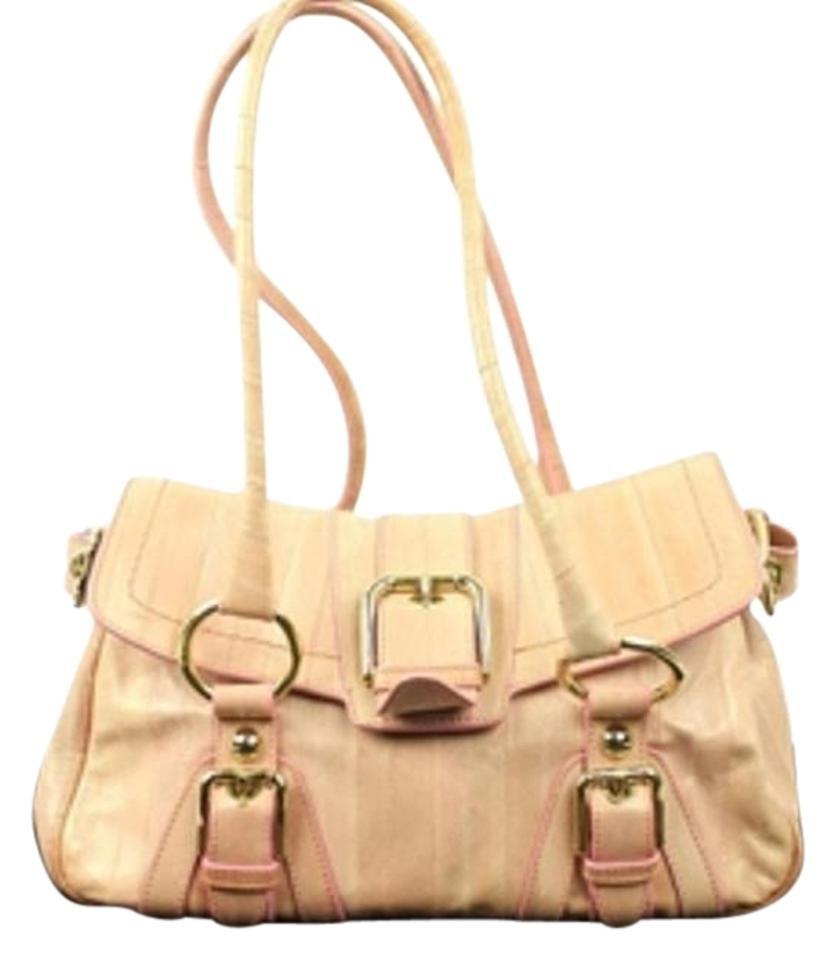Dolce&Gabbana Eel D&glm1 Shoulder Bag