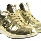Fendi Metallic Sneakers 55ffa812 Athletic Shoes