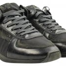Louis Vuitton Mens Sneakers Lvsty08 Black Athletic Shoes