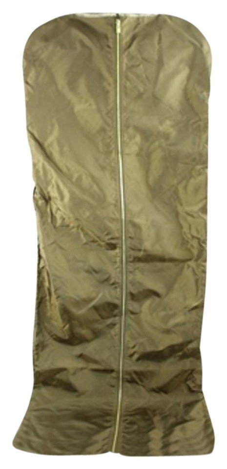 Louis Vuitton Brown Nylon Garment Bag LVBLM103