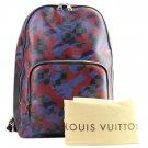 Louis Vuitton Damier Cobalt Camouflage Andy 2lva1020 Backpack