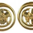 Chanel Clover Earrings CCAV401