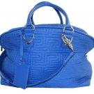 Versace Gianni Athena Vanitas Couture Leather Greece Women Msml2 Satchel