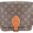 Louis Vuitton Cartouchiere Crossbody 207709 Shoulder Bag