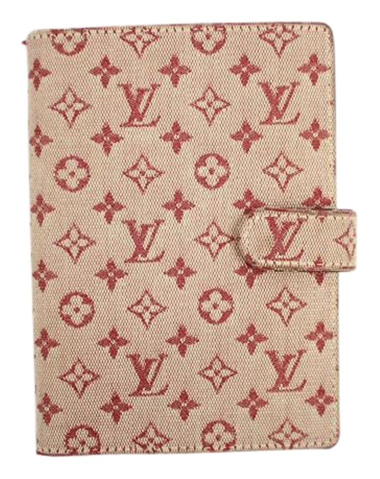 Louis Vuitton Mini Lin Agenda 26LVA606